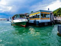Foto hermosa de Venecia Italia imagen de archivo