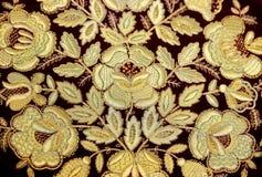 Foto het Russische gouden naaien royalty-vrije stock foto