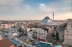 Mezquita del sultán de Mihrimah Imagenes de archivo