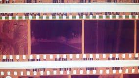 Foto i gammal film royaltyfria foton