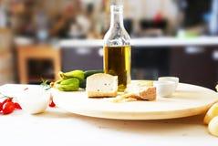 Foto ingridient dell'alimento Fotografia Stock