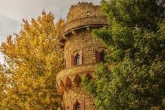 Foto Janohrad de HDR, República Checa Fotografia de Stock