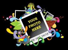Foto-kader Stock Foto's