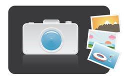Foto-Kamera Lizenzfreies Stockbild