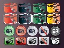 Foto-Kamera Stockbilder