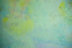Foto målad vägg Ljusa toner arkivbilder