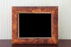 Foto-marco de la vendimia Fotografía de archivo libre de regalías