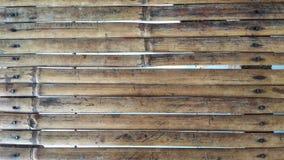 Foto material de la textura de bambú del grunge imagen de archivo libre de regalías