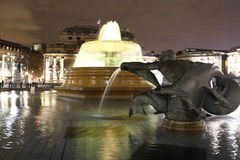 Trafalgar square - London Stock Photos