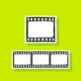 Foto och selfie 02-02 royaltyfri illustrationer