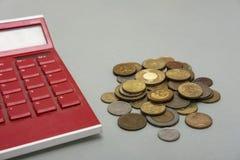 Foto over financiën Foto over financiën Stock Afbeeldingen