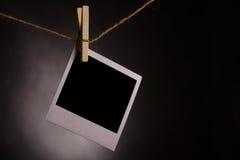 Foto polaroid Fotos de archivo libres de regalías