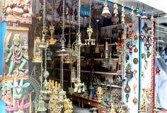 Foto presa da un negozio antico Immagine Stock Libera da Diritti