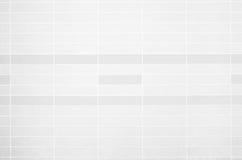 Foto reale di alta risoluzione della parete bianca delle mattonelle interno, vuoto, bello, toilette, bianco, fondo, sottopassaggi Immagine Stock
