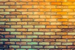 Foto reale di alta risoluzione della parete delle mattonelle backgrou senza cuciture della parete delle mattonelle Fotografia Stock Libera da Diritti