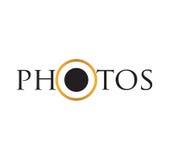 Foto's Logo Icon Stock Foto's