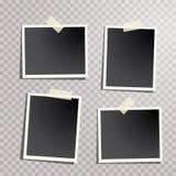 Foto's vier stokken Royalty-vrije Stock Foto's
