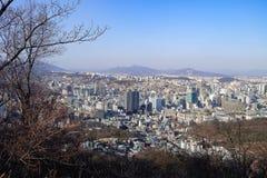 Foto Seoul, Sydkorea Royaltyfri Fotografi