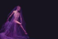 Foto som konst - en sinnlig och emotionell dans av Arkivbild
