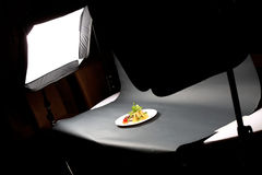 Foto-Studio Stockfoto