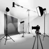 Foto-Studio Stockfotos