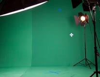 Foto-Studio für die Schmierfilmbildung des Farbenreinheitsschlüssels lizenzfreie stockbilder