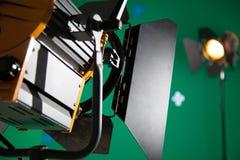 Foto-Studio für die Schmierfilmbildung des Farbenreinheitsschlüssels Lizenzfreies Stockbild