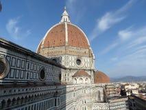 Foto tipica di Firenze Fotografia Stock Libera da Diritti