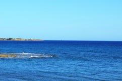 Foto tomada na ilha grega do Rodes Fotografia de Stock Royalty Free