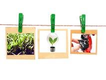 Foto tres de la innovación Imagen de archivo libre de regalías