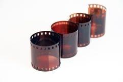 Foto uma película Imagens de Stock