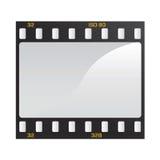 Foto- und Videofilmvektor Lizenzfreies Stockfoto
