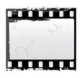 Foto- und Videofilmvektor Lizenzfreie Stockfotos