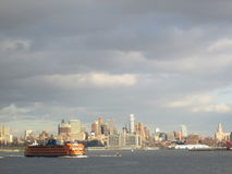 Foto urbana de NYC Imagen de archivo libre de regalías