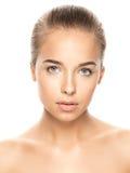 Foto van aantrekkelijke jonge vrouw Royalty-vrije Stock Foto