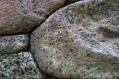 Foto van abstracte textuur als achtergrond van natuursteen stock afbeelding