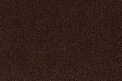 Foto van de pastelkleurdocument van de kunstenaars` s ruwe korrel donkere bruine teksten Stock Foto