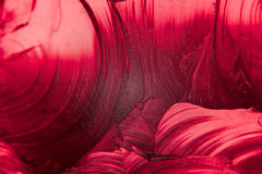 Foto van een gekleurd kristal Royalty-vrije Stock Afbeelding