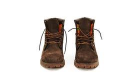Foto van man laarzen Stock Foto's