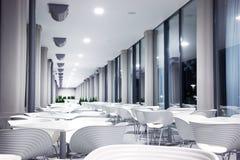 Foto van modern restaurant Stock Foto's