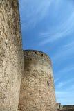 Foto van oud kasteel Royalty-vrije Stock Afbeelding