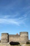 Foto van oud kasteel Royalty-vrije Stock Foto's
