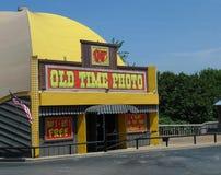 Foto velha do tempo de TNT, Branson, Missouri Foto de Stock Royalty Free