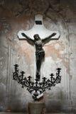 A foto velha faz à máquina isn Santelmo Buenos Aires Imagem de Stock Royalty Free