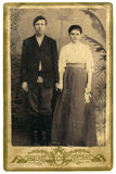 Foto vieja Imagenes de archivo