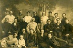 Foto vieja. Imagen de archivo libre de regalías