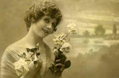 Foto vieja. Imagenes de archivo