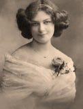 Foto vieja. Fotografía de archivo libre de regalías