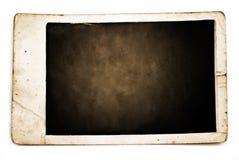 Foto vieja de la vendimia Fotografía de archivo libre de regalías
