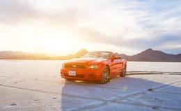 Foto von Ford Mustang Stockfotografie